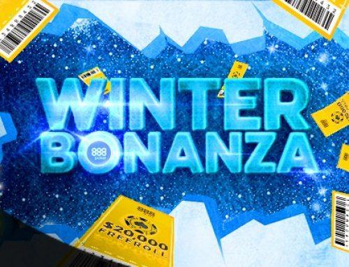 Супер зимние акции на 888poker