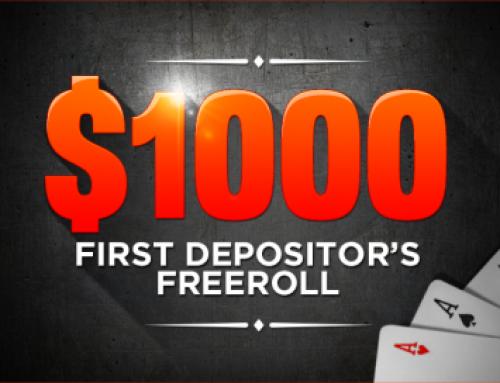 Предложения покер-румов для игр в фрироллах на Ваш депозит (First depositors frerolls) фрироллы