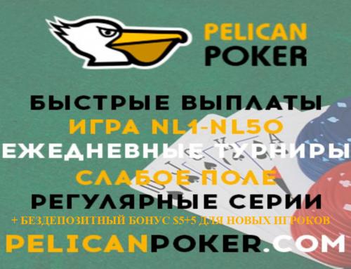 27.02.2019 г. Приватный фриролл от нашего сайта на Pelican Poker