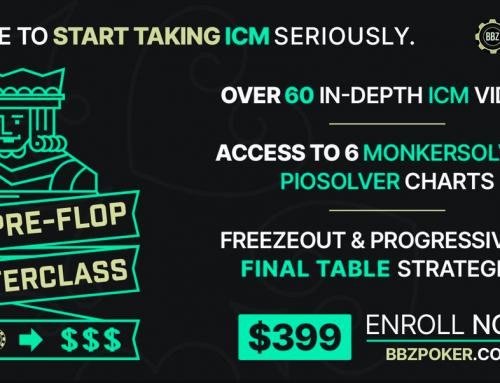 ICM Pre-Flop Masterclass